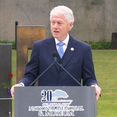 20th Anniversary Remembrance Ceremony