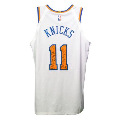 New York Knicks Signed Jersey