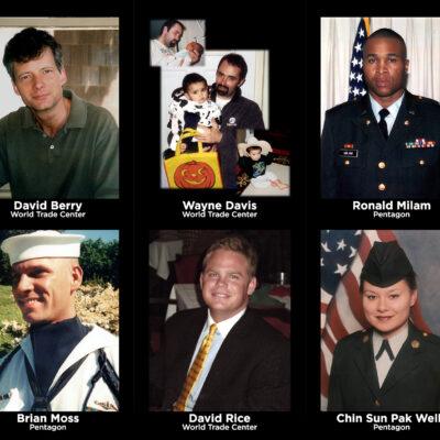 Oklahomans Killed on 9/11