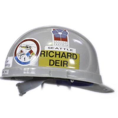 FEMA Helmet