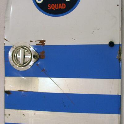 NYC Police Door